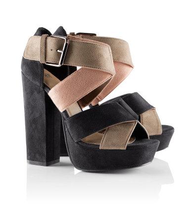 lo Nuevo de H&M...SANDALIAS 39.95 €