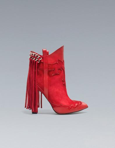 Tendencias...botas cowboy