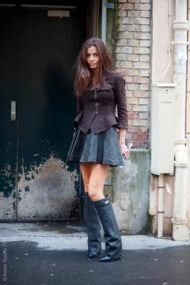 botas de Givenchy
